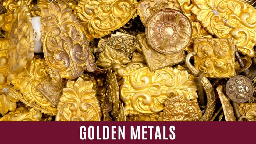 Gold Like Metals