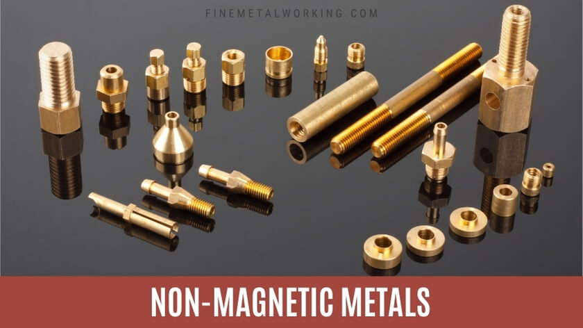 Metals that are not Magnetic