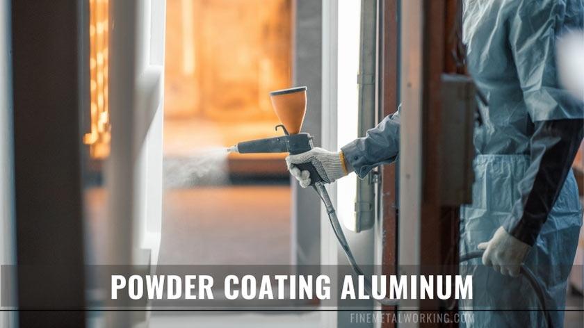 Powder Coating Aluminum