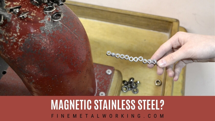 Is stainless steel magnetic?